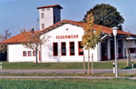 Feuerwehrhaus Wiggensbach